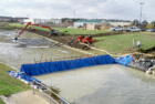 Cofferdam Gallery-Canal