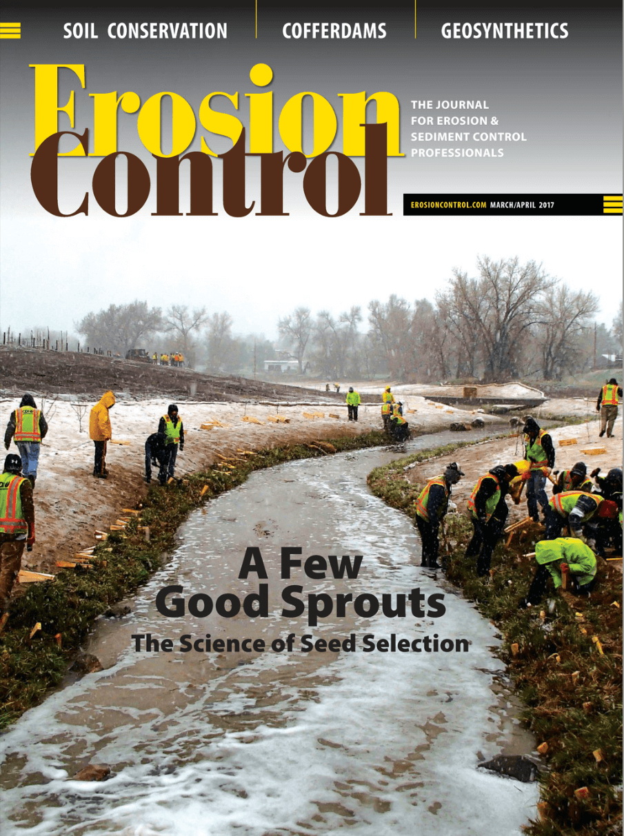 March/April 2017 Erosion Control Magazine
