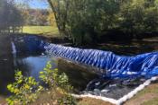 Emergency Dam Repair